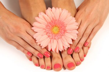 Manicura y Pedicura Gelish